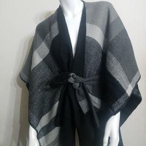 Jackets & Blazers - Women's Reversible Belted Wrap